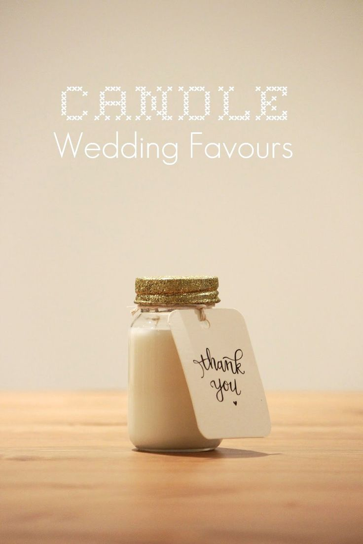 Started at Carlile: Wedding Wednesday - the first favour