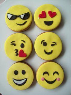 cookies - galletas decoradas emoticon