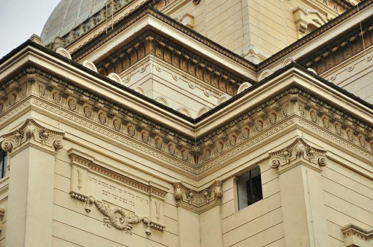 Sinagoga di Roma: Jewish Ghetto, Rome, Sinagoga Di