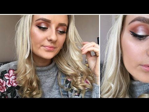 60 SECOND MAKEUP | peach spring look - YouTube #blog #blogger #youtube #60secondmakeup #peachmakeup