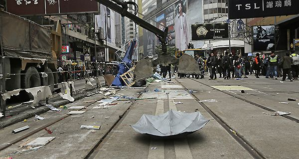 Analysis: What now for Hong Kong's Occupy movement