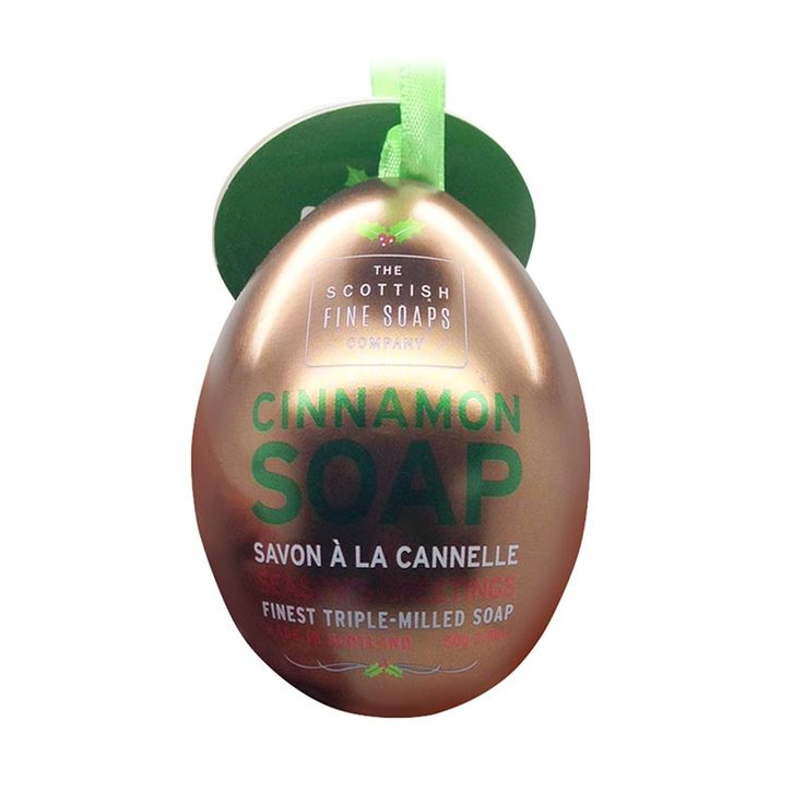 Sapun glob cu aroma de scortisoara