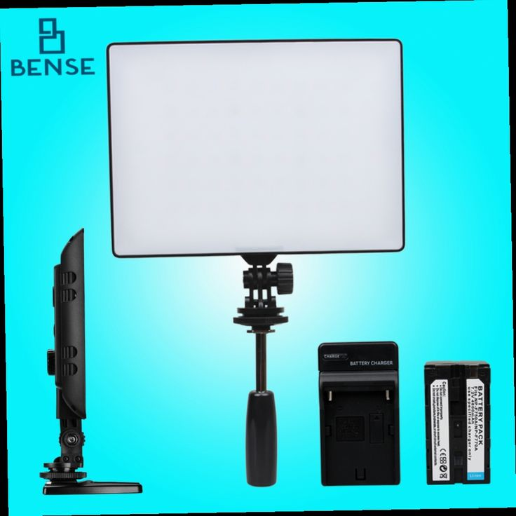 54.99$  Buy now - http://ali2my.worldwells.pw/go.php?t=32641687184 - YONGNUO YN300 YN-300 Air LED Camera Video Light 3200K-5500K with NP-F750 Decoded Battery + Charger for Canon Nikon & Camcorder 54.99$