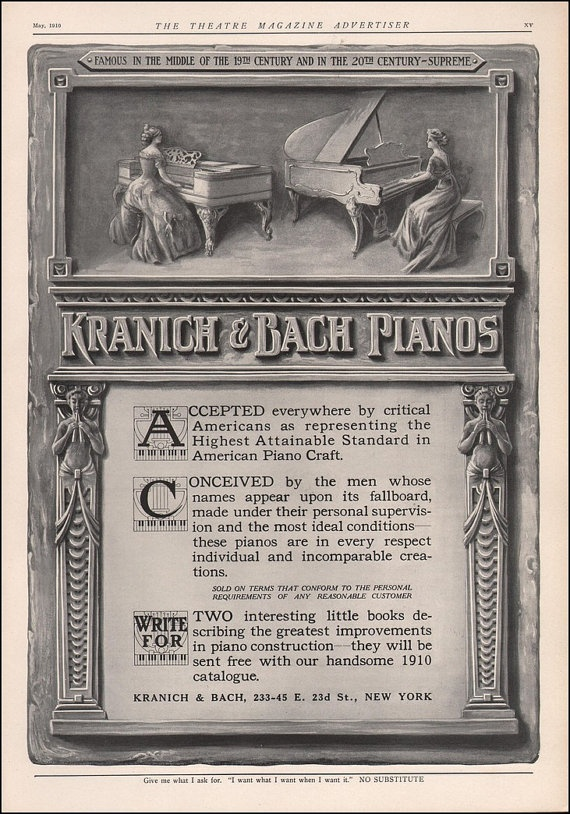 Kranich and bach key generator