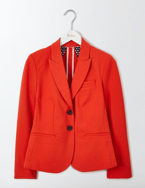 Elizabeth Ponte Blazer WE545 Blazers at Boden