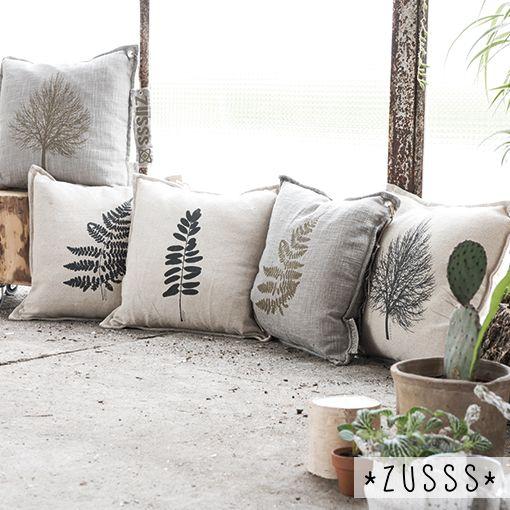 Zuss | kussens