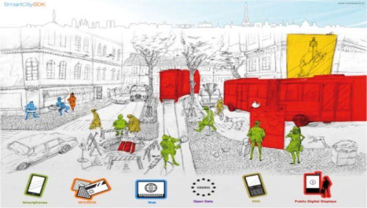 """Journées """"Villes numériques"""" - iCOMMUNITY"""