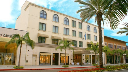 Luxe Hotel, Rodeo Drive.  recommended by travel agent