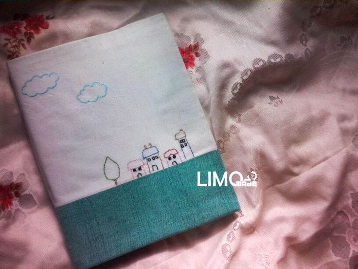 Many Homes | 55K | bahan : kain belacu | check this limo-made.blogspot.com #handmade #coverbinder #sampulbinder #limitededition #semarang #indonesia #limomade