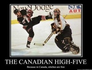 demotivational posters, hockey