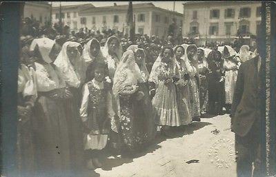 Cavalcata Sarda anni 20  -  Foto Artistica Siddi Sassari