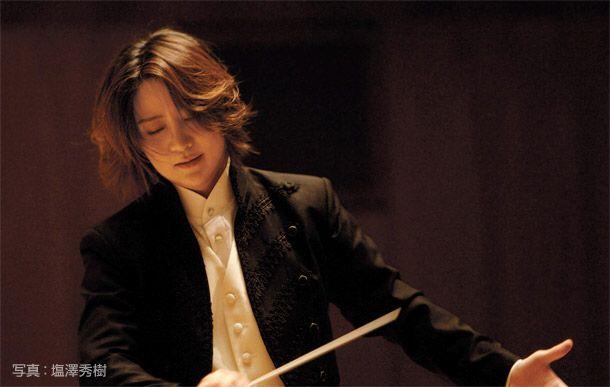 Tomomi Nishimoto, conductor...blisssssss.