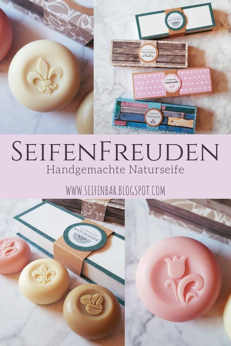 SeifenFreuden – Handgemachte Seifen und selbstgebastelte Seifen-Schachteln #seif…