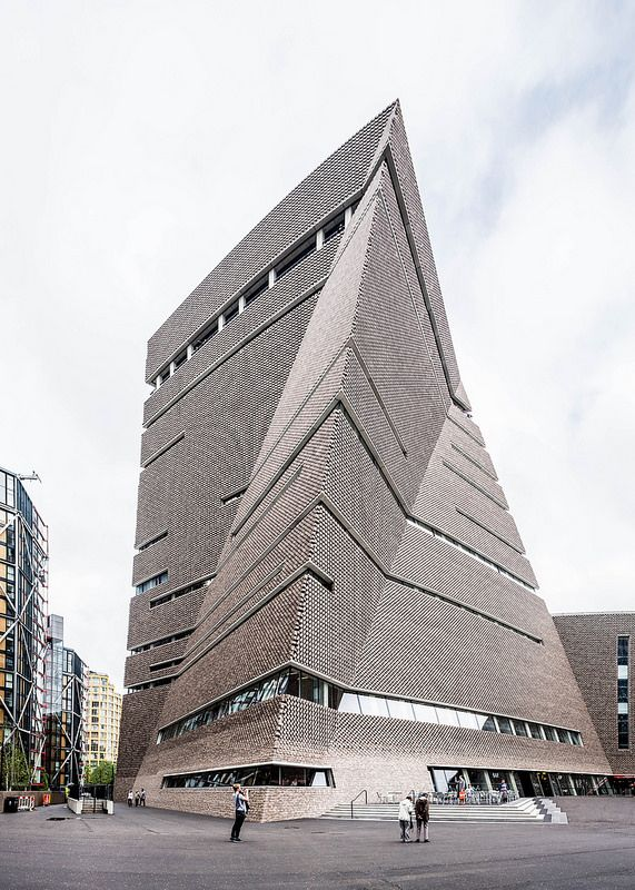 Tate Modern - The Switch House | par deedeelim