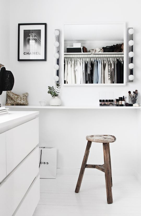 10 Beautiful Real-Life Closets of All Sizes | Apartment Therapy