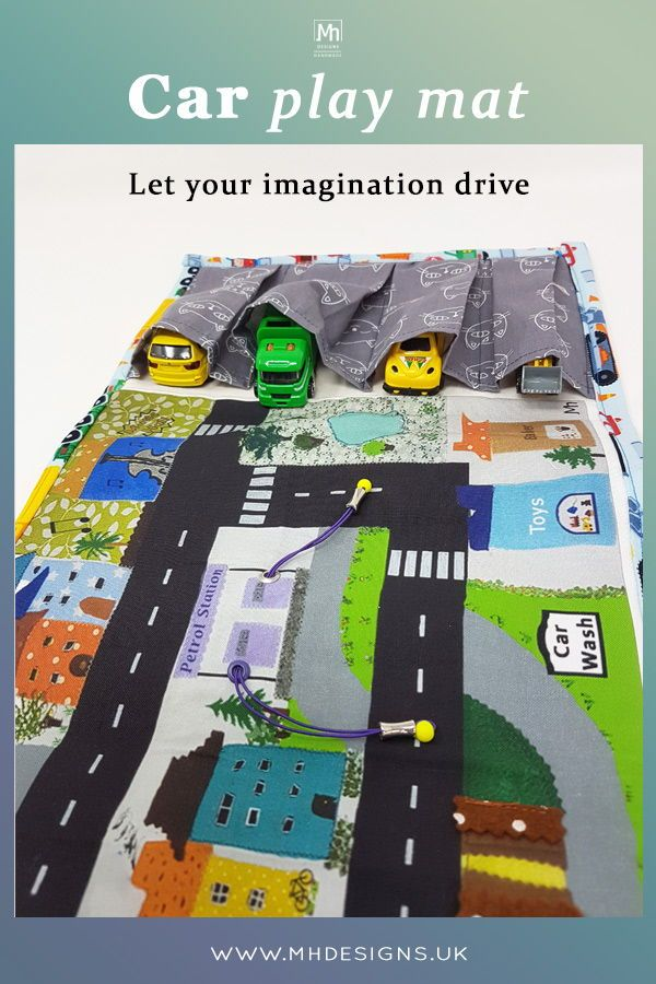 Handmade Items For Busy Children And Their Parents By Mymhdesigns Car Play Mats Quiet Play Quiet Book