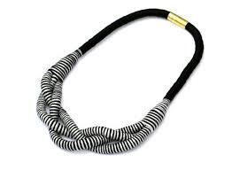 Image result for african rope & fabric necklaces