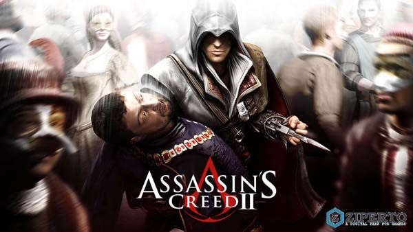 Assassin's Creed II PC Game Repack - https://www.ziperto.com/assassins-creed-ii-pc/