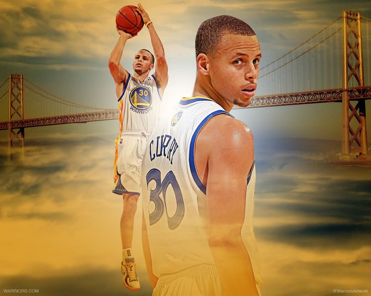 Stephen Curry. I may have a small crush on him.