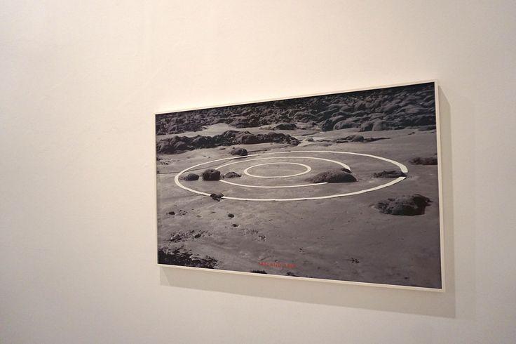 """Richard Long #Exposición """"Cold Stones"""" en el CAC #Málaga #Arte #Art #ContemporaryArt #ArteContemporáneo #Málaga #Arterecord 2016 https://twitter.com/arterecord"""