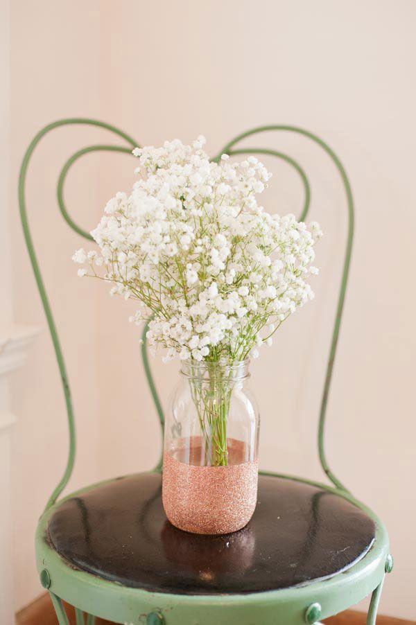 Свадьба своими руками: декор ваз