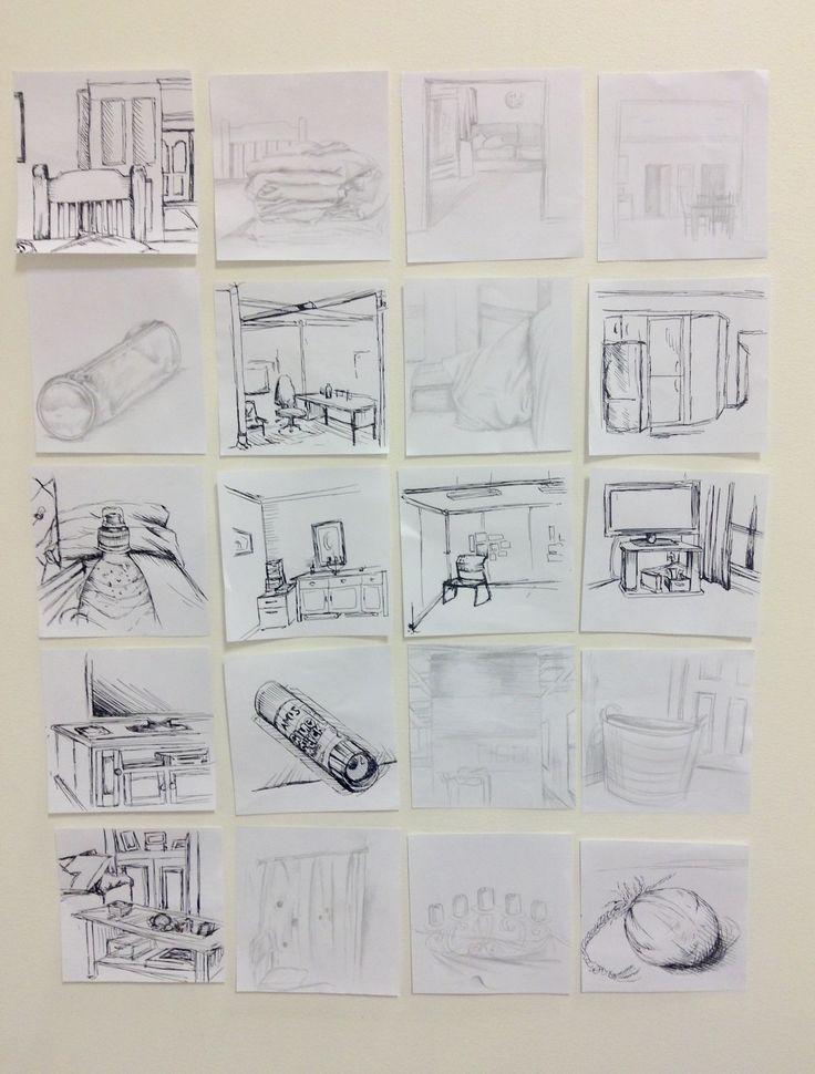 Task 1 - interior spaces