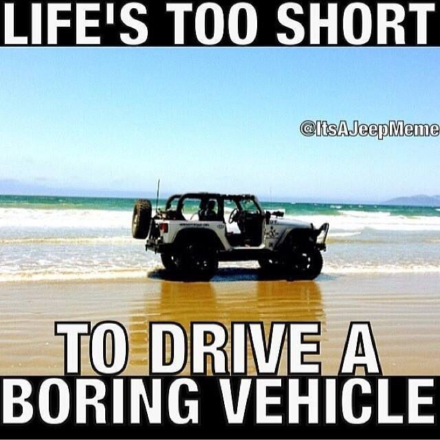 Life's too short!!!
