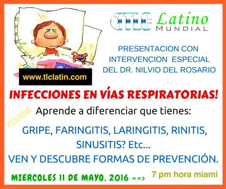 CAMBIO DE CLIMA DETERMINA POSIBLES INFECCIONES, PREPÁRATE O IDENTIFICA QUE ES LO QUE TIENES, NO TE AUTOMEDIQUES, VEN HOY, REGÍSTRATE AQUÍ WWW.TLCLATIN.COM #negocioencasa,#calidaddevida,#salud,#trabajoencasa,#emprendedores,#tlc,#tlchispano,#tlclatino