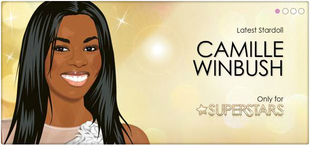 New Doll - Camille Winbush | STARDOLL FREE | Underneath Stardoll Blog