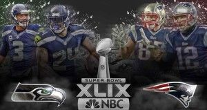 Super Bowl XLIX 2015 Live Stream: New England Patriots vs Seattle Seahawks Live Online Football Game NFL Network HD TV