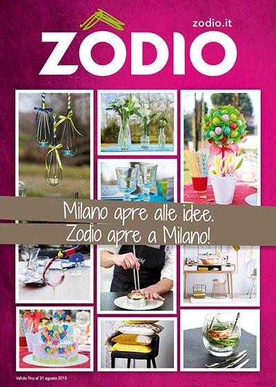 Zodio Home Page