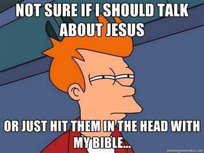 Purpose Driven: Funny Christian Memes