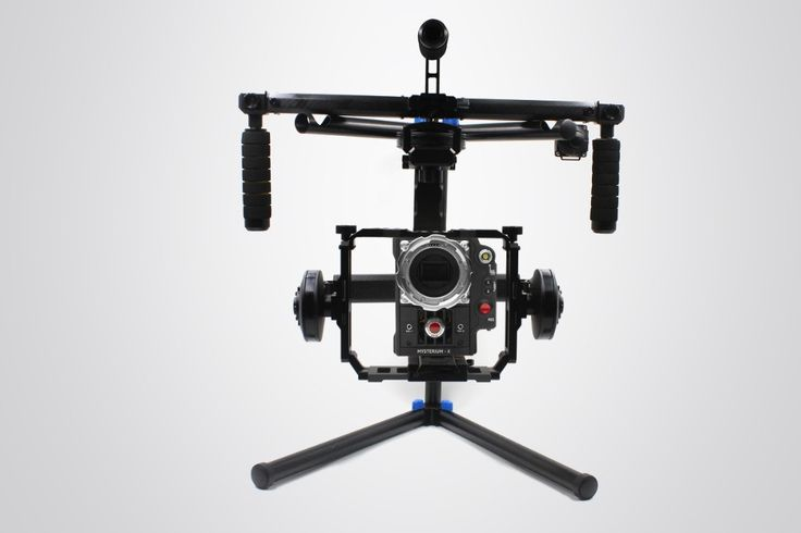 DSLR 3 axis Brushless Gimbal with 32 bits controller and Joystick
