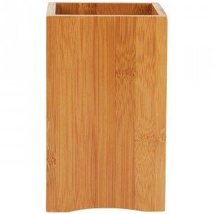 simple porte ustensiles bambou egouttoir range couverts cuisine cuisine art de la with ikea. Black Bedroom Furniture Sets. Home Design Ideas