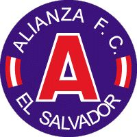 Alianza FC alt badge (El Salvador)