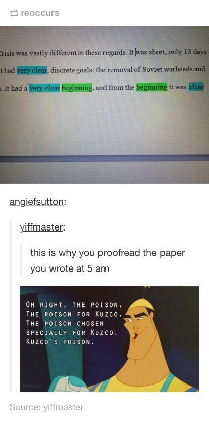 Norm violation essay