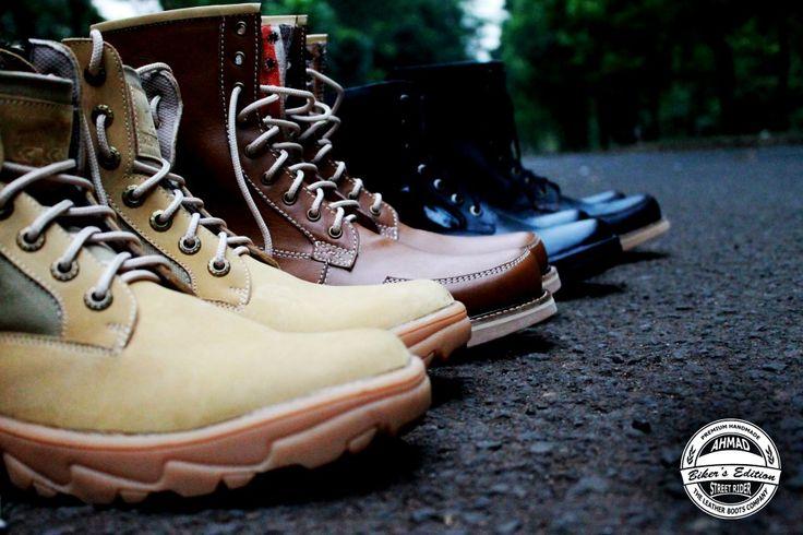 Ahmad boots - Indonesian premium hand made - Depok Id