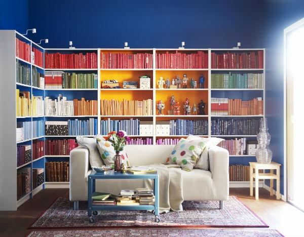 1000 ideas about ikea stores on pinterest ikea klippan sofa ikea and pendant light kits - Ikea estanterias libros ...
