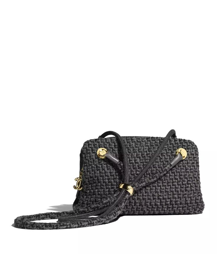 Bolsa of the {collectionName} CHANEL Fashion collection : Bolsa Pequena, tweed &…