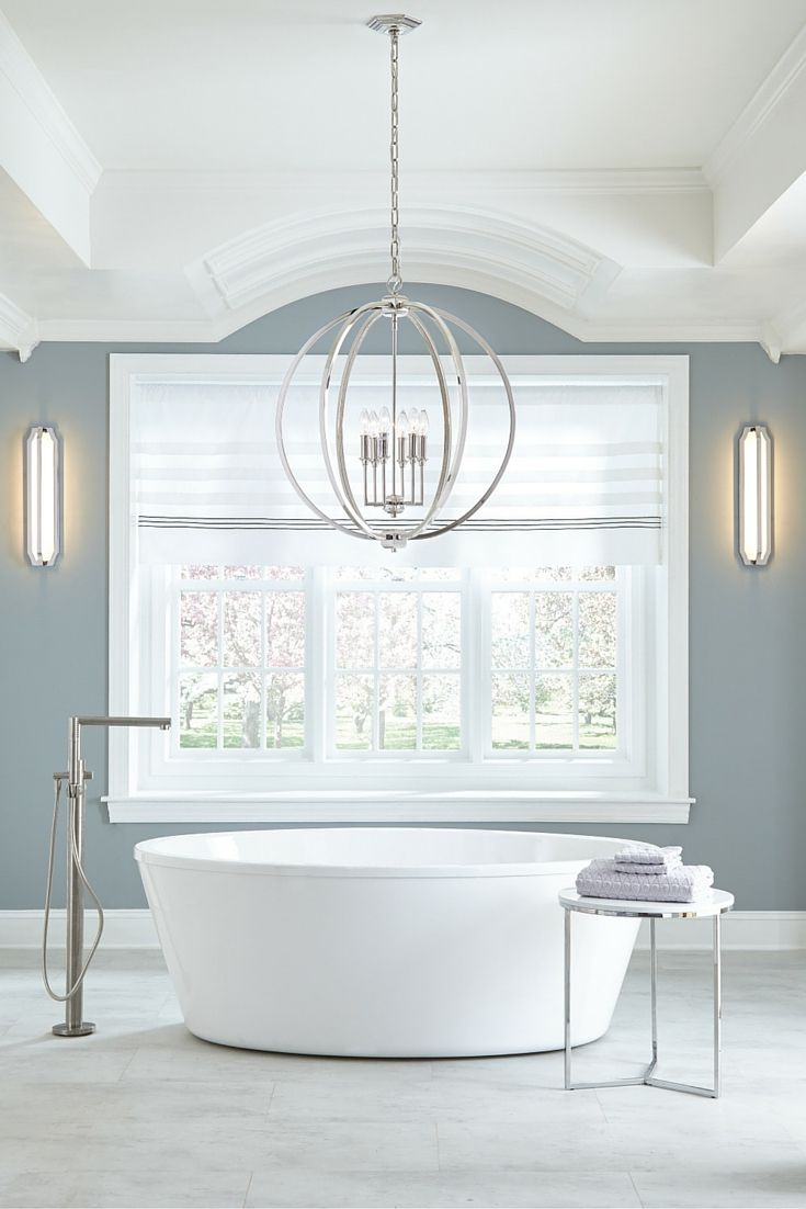 117 best Bathroom Lighting Ideas images on Pinterest | Bathroom ...