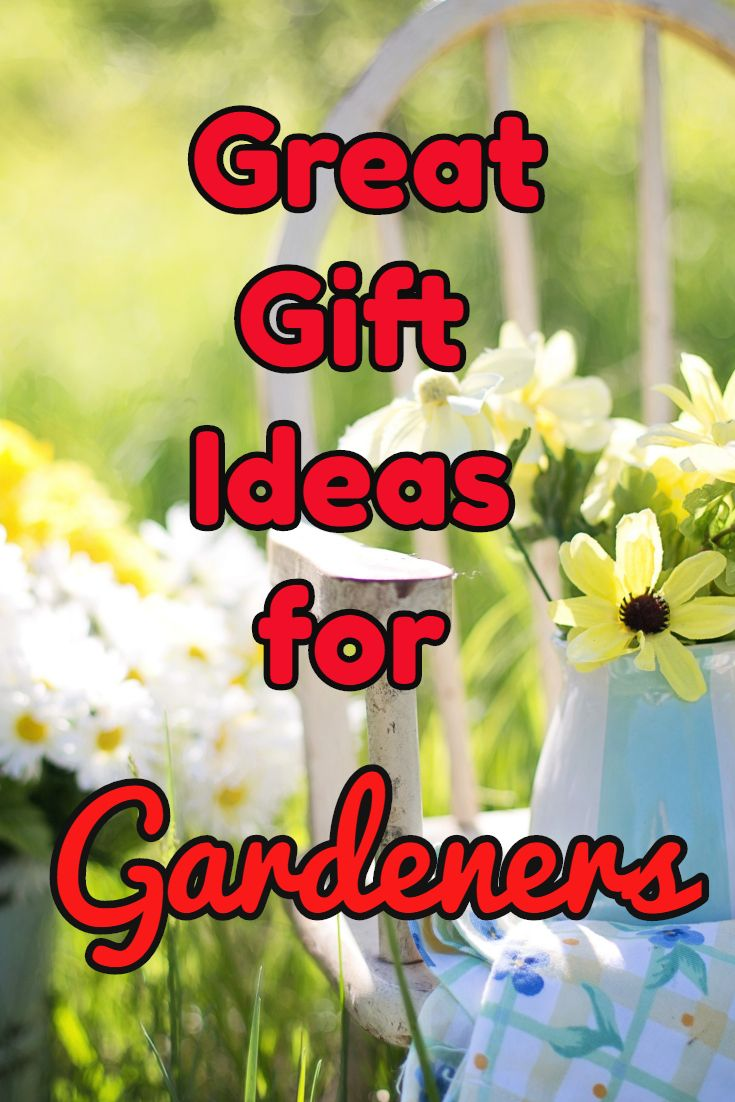 Gifts For Gardeners Ideas: Gardening Stools With Handles