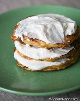Carrot Cake Pancakes | Cooking: Breakfast | Pinterest