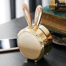 The Emily & Meritt Bluetooth Bunny Speaker