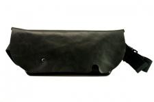 MESSENGER BAG (S)/BLACK