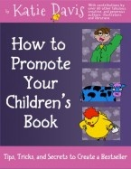 How to Promote Your Children's Book: Tips, Tricks, and Secrets to Create a Bestseller is a $9.99 ebook. This book has 30 chapters, 217 pages, each with homework to help you get motivated and started on your path to promote your book, and build your career. Over 60 authors, illustrators, and librarians contributed countless (I tried but lost track) pieces of advice to promote your book and support your career. There are resources, links, and videos.