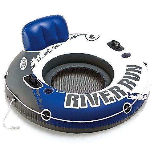 INTEX River Run I Inflatable Water Floating Raft Tube Pool Lake floating new #Intex