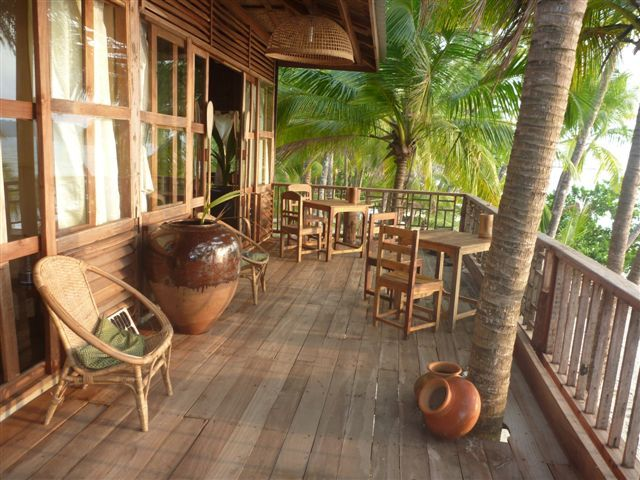 Laguna Lodge - Hotel - Laguna Lodge - Lilli `s Bar Ngapali Beach - Myanmar