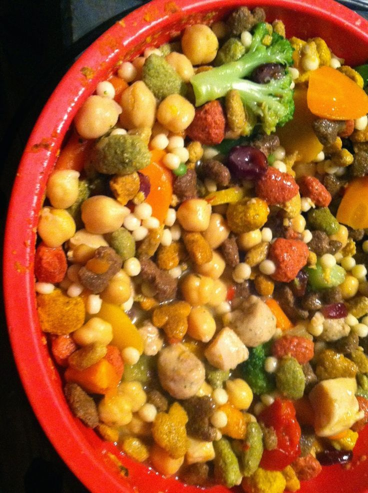 Home made Dog food- This recipe is great for diabetic dogs and over weight dogs.