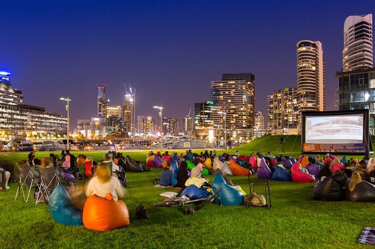 Movies Under the Stars at Yarra's Edge returns tomorrow night at Melbourne's Docklands with a host of blockbuster hits on...