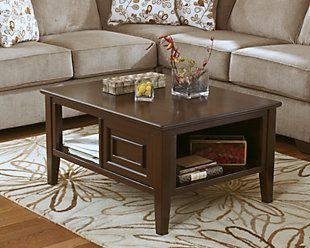 Larimer Coffee Table · Sofa End ...